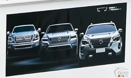 An Accidental Look at our Next Nissan Frontier?