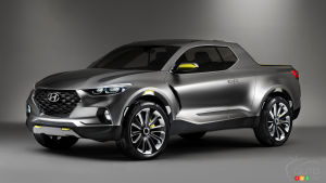2022 Hyundai Santa Cruz Pickup Will Debut in 2021