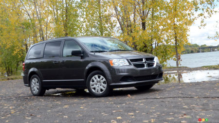 2020 Dodge Grand Caravan Review: Paying Respects
