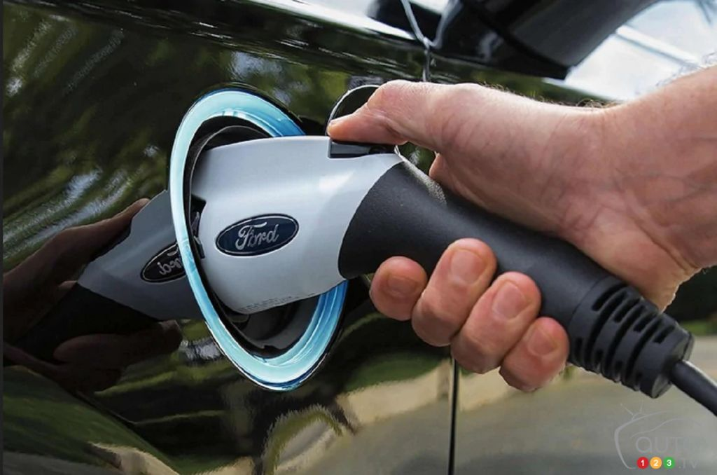 Ford Planning Another EV Using the Mach-E's Platform