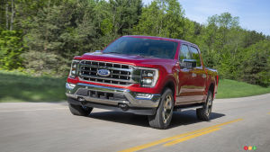 2021 Ford F-150 Hybrid Fuel-Consumption Figures Revealed