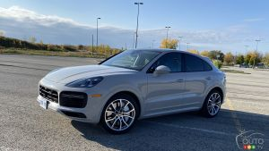 2020 Porsche Cayenne Coupe Turbo: 10 Things Worth Knowing