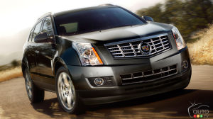 NHTSA Investigating Suspension Problem in Cadillac SRX SUVs