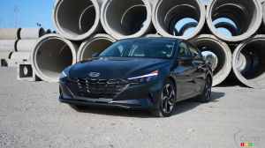 2021 Hyundai Elantra First Drive: Reaching for the Top