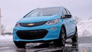 GM Recalls 68,000 Chevrolet Bolt EVs Over Battery Fire Risk