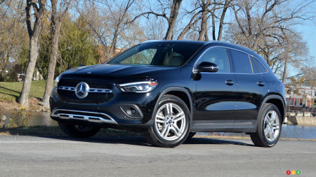 2021 Mercedes-Benz GLA 250 4MATIC Review: Democratization at Work