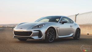 Here's Why the New Subaru BRZ Doesn't Have a Turbo Engine