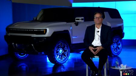 A First Look at the GMC Hummer SUV