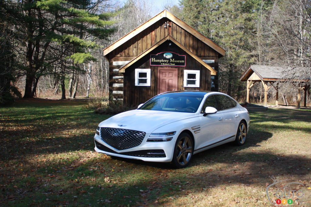 2021 Genesis G80 First Drive: Tortoise and the Hare…