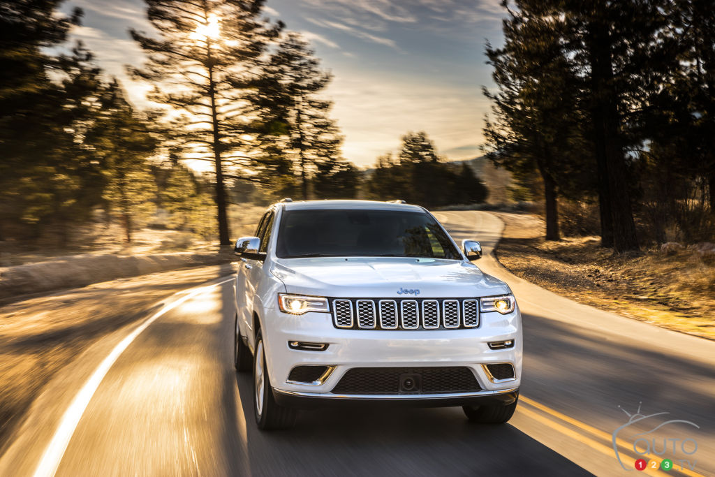Jeep Grand Cherokee Diesels Being Recalled Over EGR Issue