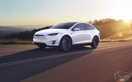 Tesla Issues Two Recalls Affecting 9,500 Vehicles