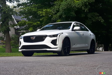 2020 Cadillac CT4-V Review: Is it Too Late?