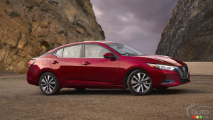 Big Revisions for the 2021 Nissan Sentra