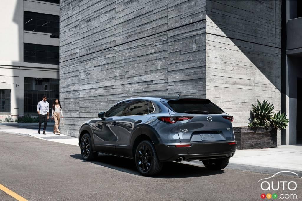 2021 mazda cx-30 turbo pricing, details announced | car