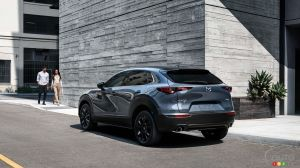 Mazda CX-30 turbo 2021
