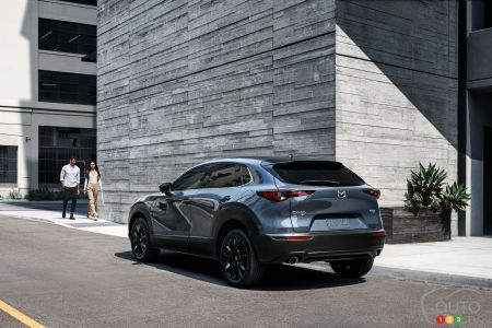 2021 Mazda CX-30 Turbo Pricing, Details Announced
