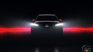 Revised 2021 Nissan Kicks Previewed Ahead of Reveal