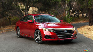 2021 Honda Accord: Styling and Interior Upgrades