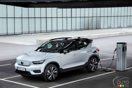 Volvo to Produce Only Electric Vehicles by 2030 - Just  9 Years From Now