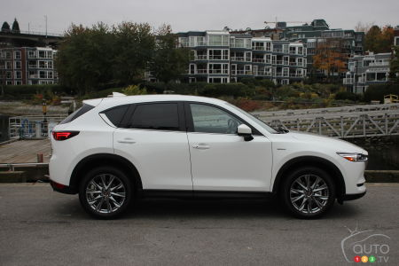 2021 Mazda CX-5 100th Anniversary Edition Review: Celebrating in Style