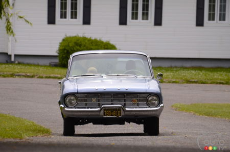 1960 Ford Falcon Review: We Drive the Ancestor of the Mustang