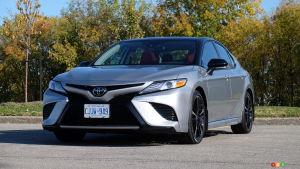 2020 Toyota Camry Review: Unshakable
