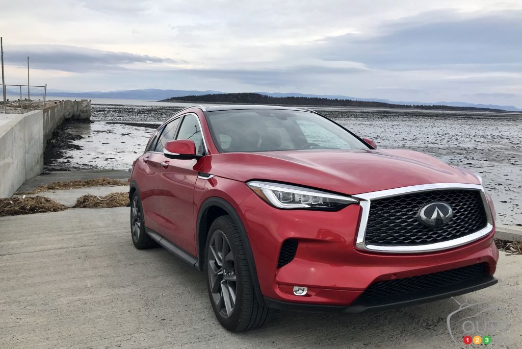 2020 Infiniti QX50 Long-Term Review, Part 5: In Conclusion, Yes… But Gently!