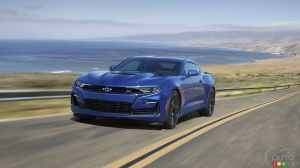 California, Washington State Ban Camaro SS and ZL1 Over Copper-Heavy Brake Pads