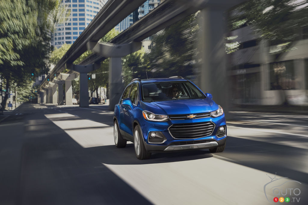Is the Chevrolet Trax's Future In Doubt?