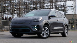 2020 Kia Niro EV Review: Closer and Closer