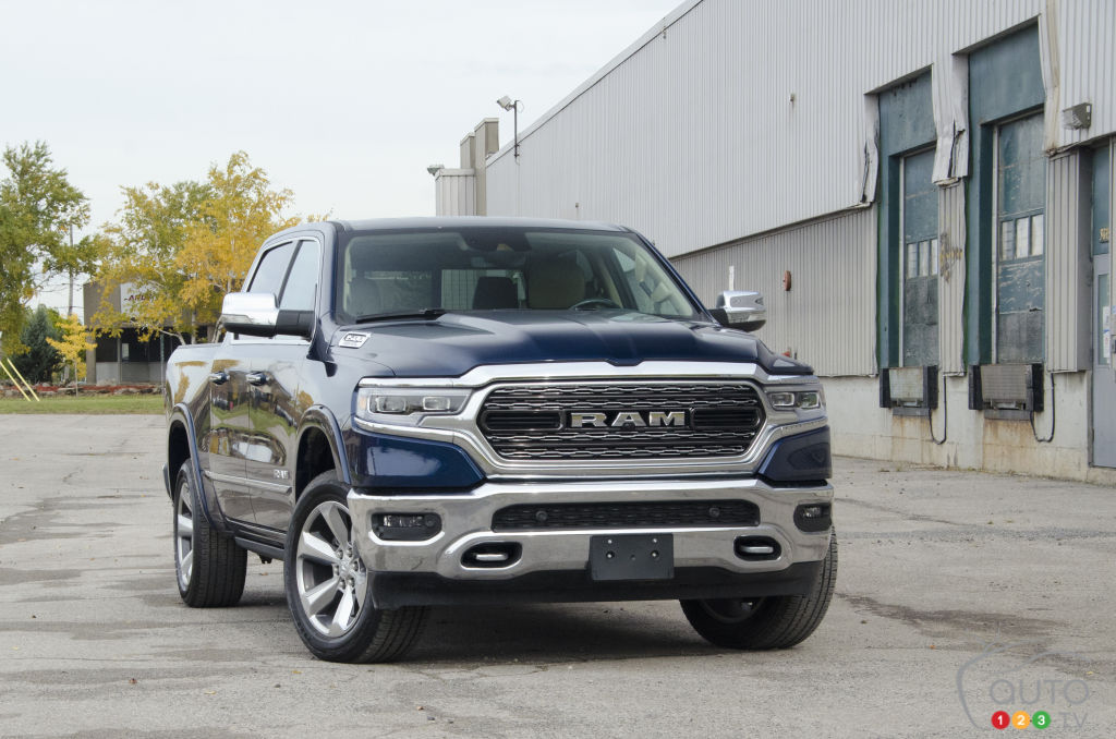 2020 Ram 1500 Limited Review: Big Luxury on Big Wheels