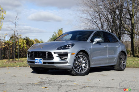 2020 Porsche Macan Turbo Review: A Sports Car in Heels