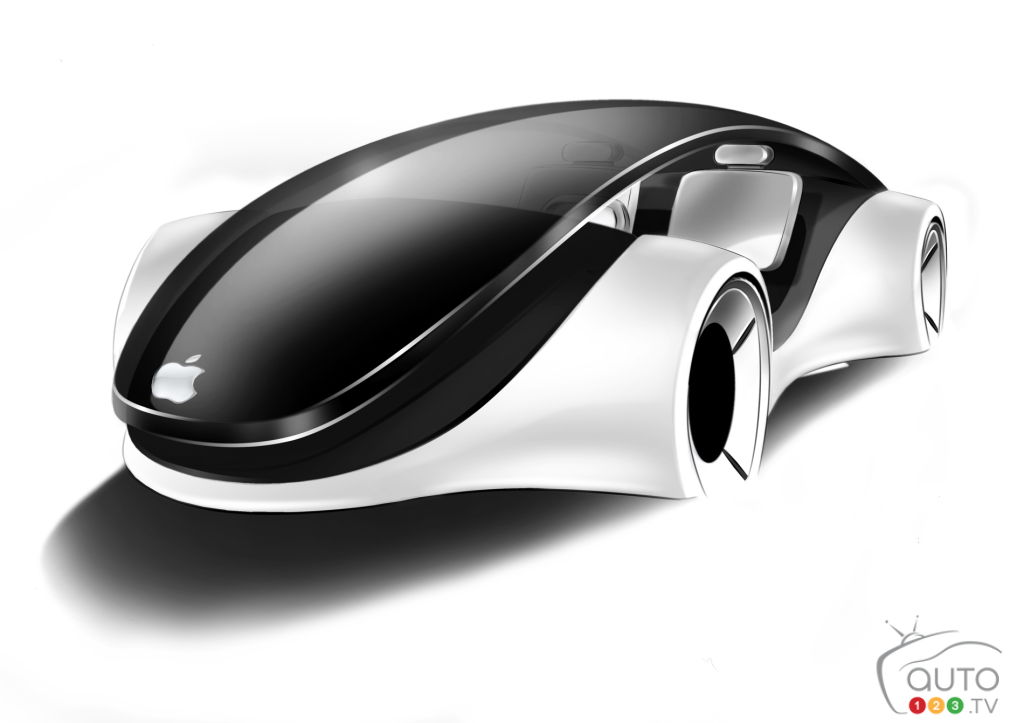 Apple to Produce a Car by 2024?