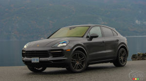2020 Porsche Cayenne S Coupe Review: Yep. They went there