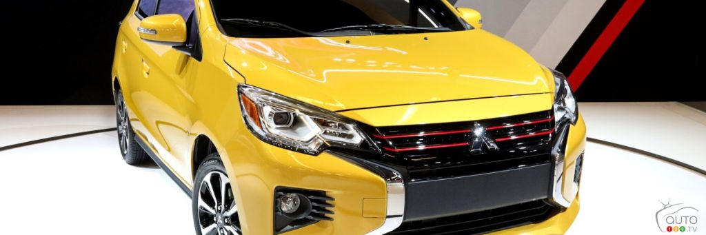 Mitsubishi Announces Canadian Pricing for 2021 Mirage