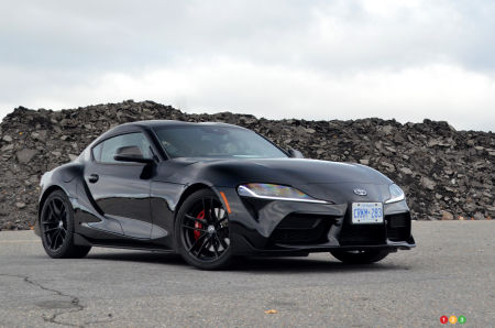 2021 Toyota GR Supra 3.0 Review: Playful, Even Mischievous