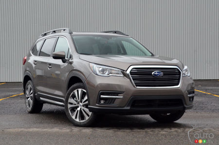 2021 Subaru Ascent Review: Every Bit a Subaru