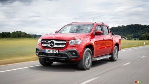 We Hardly Knew You: The Mercedes-Benz X-Class Disappearing After Just Three Years