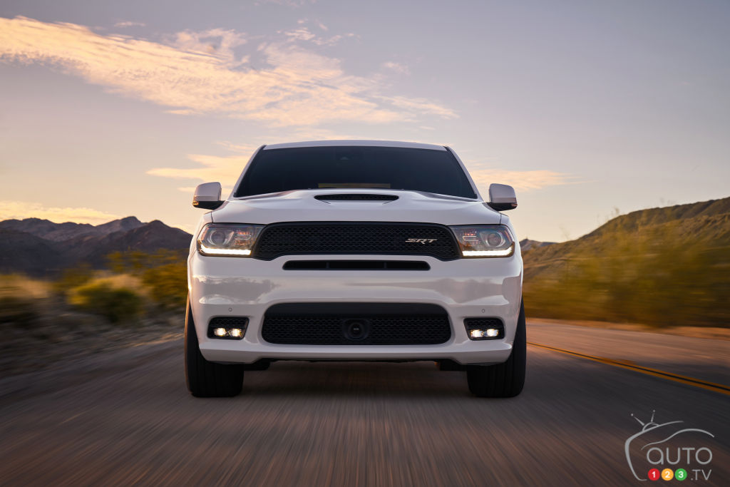 Dodge Durango and Hellcat Engine Confirmed