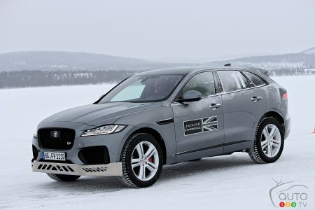 2020 Jaguar F-Pace S Winter Drive: More Than Just a Pretty Pace