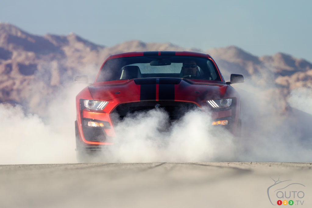 The Next Ford Mustang Scheduled for 2022
