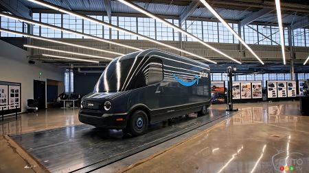 Rivian and Amazon Lift Veil on their Future Electric Delivery Van