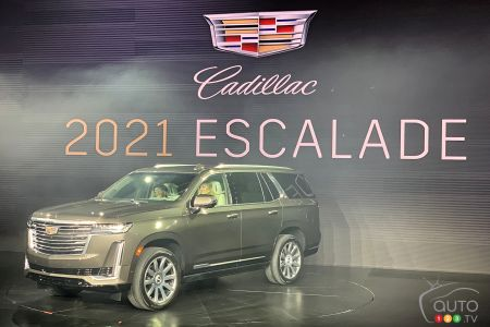 10 Things to Know about the New 2021 Cadillac Escalade