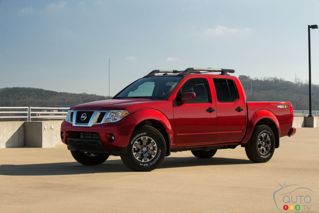 Chicago 2020: New Engine, Transmission for the 2020 Nissan Frontier