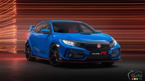 Chicago 2020: A More Capable Honda Civic Type R in 2020
