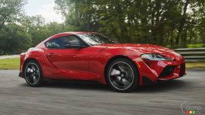 Confirmation of a 4-cylinder Toyota Supra Remoured to Be Imminent