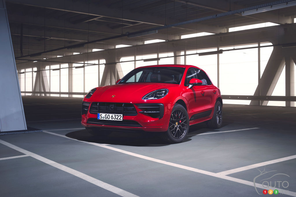 Porsche to Sell Future Electric Macan Alongside the Gas-Powered Version