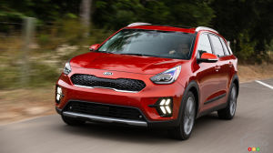 Toronto 2020: Kia Introduces Visually Updated 2020 Niro