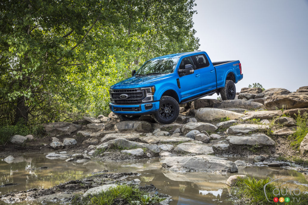 Ford Super Duty Tremor First Drive: Go Anywhere