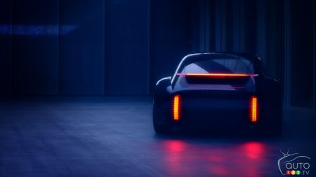 Hyundai to Present new Prophecy EV concept at Geneva Auto Show